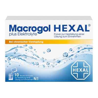 Macrogol Hexal plus Elektrolyte Pulver  zamów na apo-discounter.pl