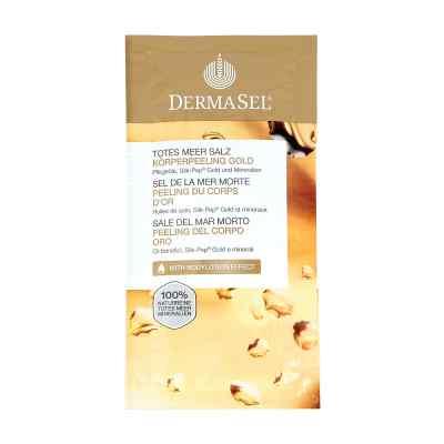 Dermasel Gold Exklusiv peeling do ciała  zamów na apo-discounter.pl