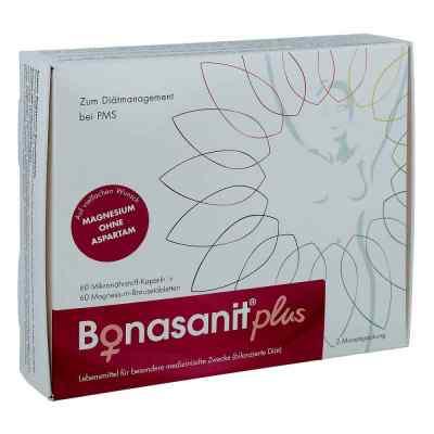 Bonasanit Plus 60 kapsułek / 60 tabletek musujących zestaw  zamów na apo-discounter.pl