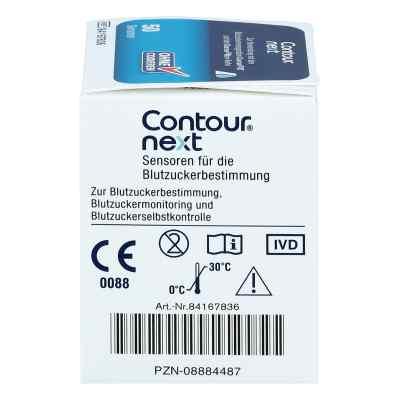 Contour next Sensoren paski testowe   zamów na apo-discounter.pl