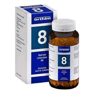 Biochemie 8 Natrium chloratum D 6 Tabl.  zamów na apo-discounter.pl
