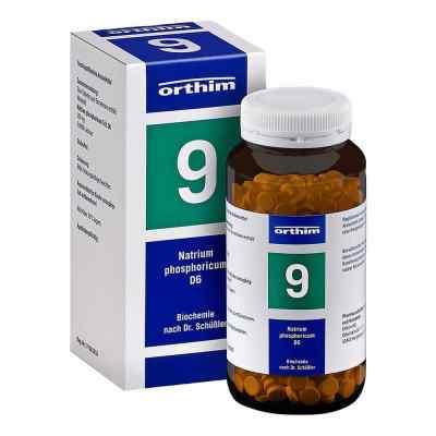 Biochemie 9 Natrium phosphoricum D 6 Tabl.  zamów na apo-discounter.pl