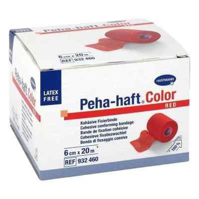 Peha Haft Color 6cmx20m bandaż mocujący  zamów na apo-discounter.pl