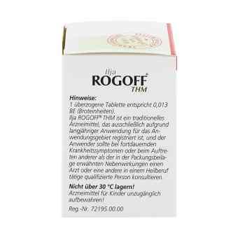 Ilja Rogoff Thm überzogene Tabletten  zamów na apo-discounter.pl