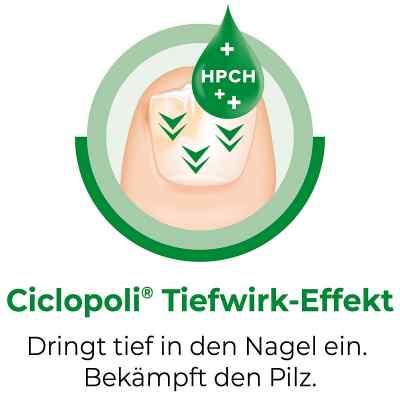 Ciclopoli Lakier przeciwgrzybiczny