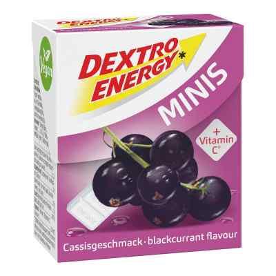 Dextro Energen cukierki o smaku czarnej porzeczki  zamów na apo-discounter.pl