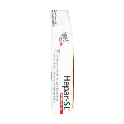 Hepar-SL forte 600 mg tabletki powlekane  zamów na apo-discounter.pl