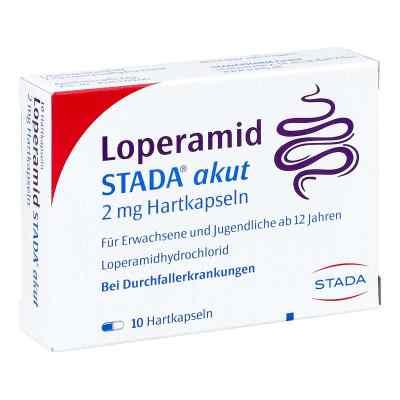 Loperamid Stada akut Kapseln  zamów na apo-discounter.pl