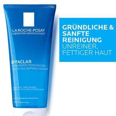 La Roche Effaclar łagodny żel oczyszczająca bez mydła 200ml  zamów na apo-discounter.pl