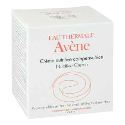 Avene Nutritive Krem odżywczy do skóry wrażliwej, suchej