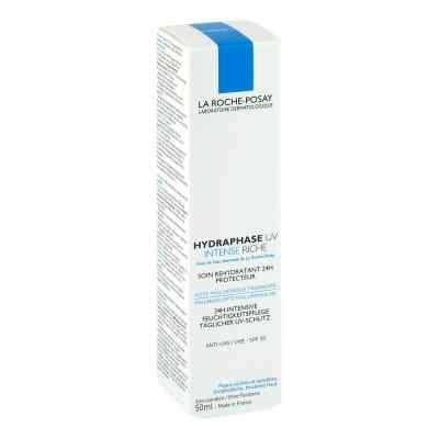 La Roche Posay Hydraphase UV Intense krem o bogatej konsystencji  zamów na apo-discounter.pl