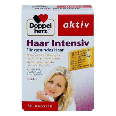 Doppelherz Haar Intensiv kapsułki   zamów na apo-discounter.pl