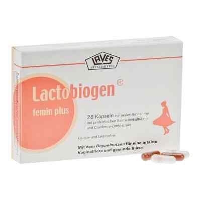 Lactobiogen femin plus Kapseln  zamów na apo-discounter.pl