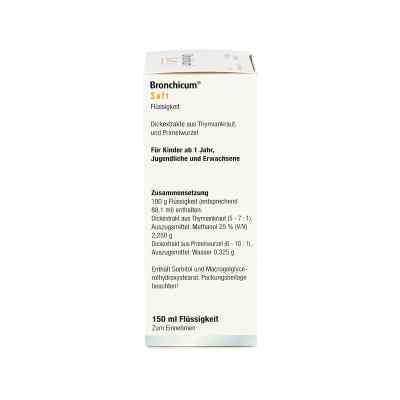 Bronchicum Saft  zamów na apo-discounter.pl