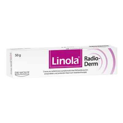 Linola Radio Derm krem łagodzący  zamów na apo-discounter.pl