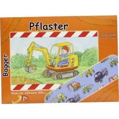 Kinderpflaster Bagger Briefchen  zamów na apo-discounter.pl