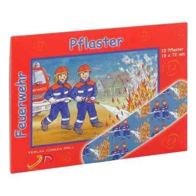 Kinderpflaster Feuerwehr Briefchen  zamów na apo-discounter.pl
