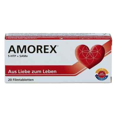 Amorex Tabl. bei Liebeskummer u. Trennung  zamów na apo-discounter.pl