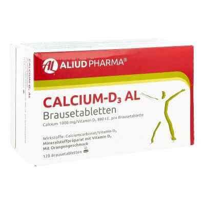 Calcium D3 Al Brausetabletten  zamów na apo-discounter.pl