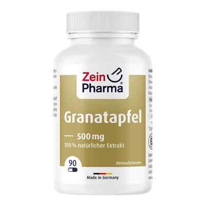 Granatapfel 500 mg kapsułki  zamów na apo-discounter.pl
