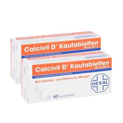 Calcivit D Kautabletten  zamów na apo-discounter.pl