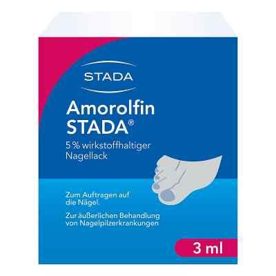 Amorolfin Stada 5% wirkstoffhaltiger Nagellack  zamów na apo-discounter.pl