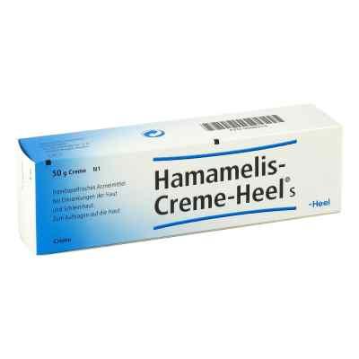 Hamamelis Heel S krem  zamów na apo-discounter.pl