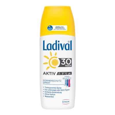Ladival spray ochronny na słońce SPF30