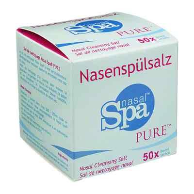 Nasal Spa Nasenspuehlsalz Pure  zamów na apo-discounter.pl