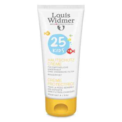 Louis Widmer Kids krem ochronny SPF25, nieperfumowany