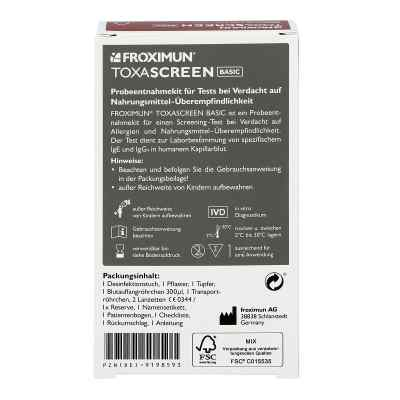 Toxascreen Basic (ivd) Test