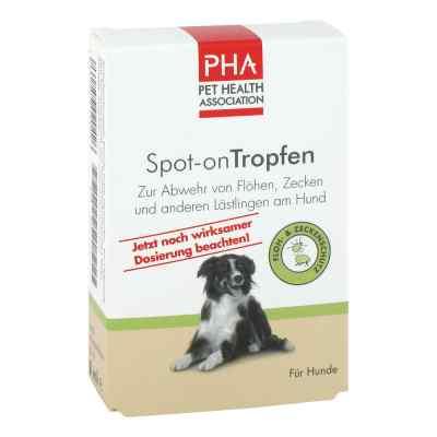 Pha Spot on Tropfen f.Hunde  zamów na apo-discounter.pl