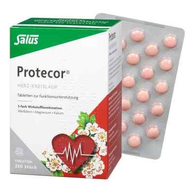Protecor Herz Kreislauf Tabletten zur, zum funktionsunt.salus  zamów na apo-discounter.pl