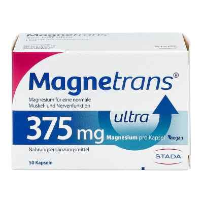 Magnetrans 375 mg ultra kapsułki  zamów na apo-discounter.pl