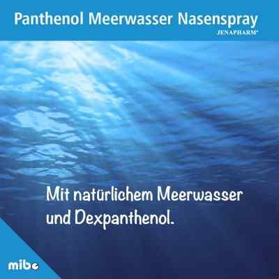 Panthenol sól morska do nosa  zamów na apo-discounter.pl