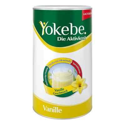 Yokebe bez laktozy koktajl na odchudzanie o smaku waniliowym  zamów na apo-discounter.pl