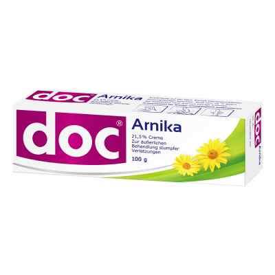 Doc Arnika krem do leczenia tępych urazów  zamów na apo-discounter.pl