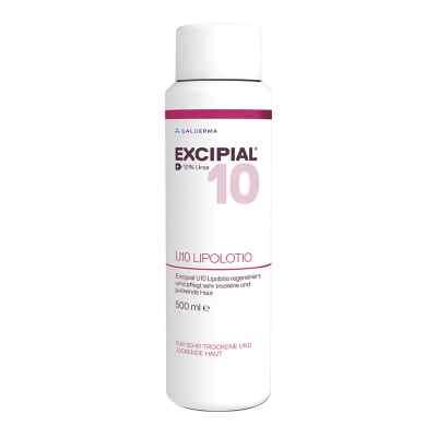 Excipial U 10 Lipolotio balsam do skóry suchej  zamów na apo-discounter.pl