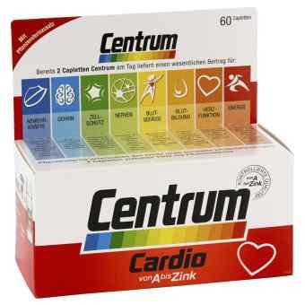 Centrum Cardio zestaw witamin i minerałów