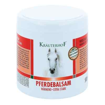 Pferdebalsam waermend Kraeuterhof  zamów na apo-discounter.pl