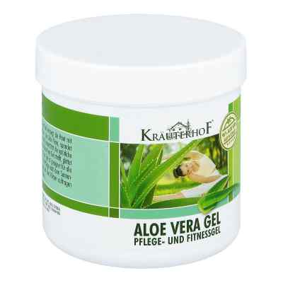 Aloe Vera Gel 96% Kraeuterhof  zamów na apo-discounter.pl