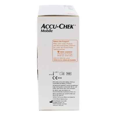 Accu Chek Mobile zestaw do samodzielnego pomiaru glukozy we krwi  zamów na apo-discounter.pl
