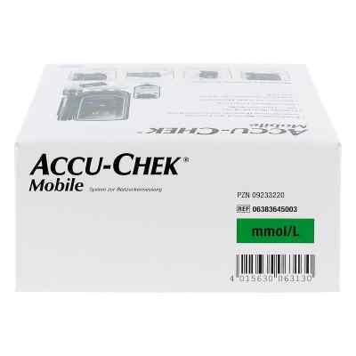 Accu Chek Mobile Set glukometr mmol/l Iii  zamów na apo-discounter.pl