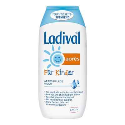 Ladival mleczko po opalaniu dla dzieci  zamów na apo-discounter.pl