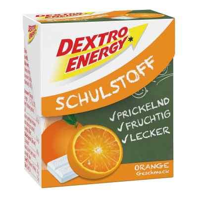 Dextro Energy Schulstoff Orange kostka  zamów na apo-discounter.pl
