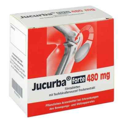 Jucurba forte 480 mg Filmtabl.  zamów na apo-discounter.pl