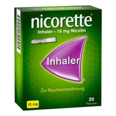Nicorette inhalator 15mg  zamów na apo-discounter.pl