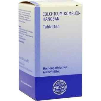Colchicum Komplex Hanosan Tabletten  zamów na apo-discounter.pl