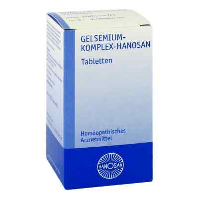 Gelsemium Komplex Hanosan Tabletten