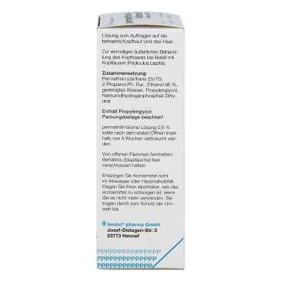 Permethrin biomo Loesung 0,5%